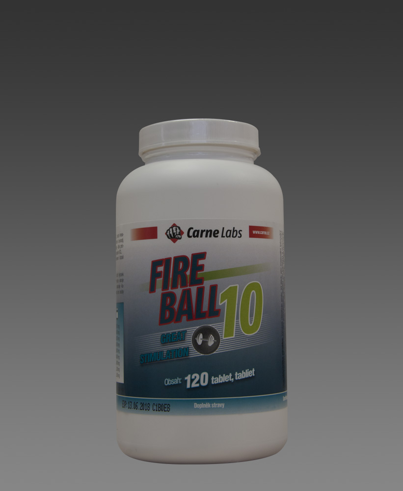 Fireball 120 tablet