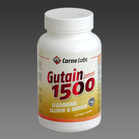 Gutain 1500 120 tablet(Inozin+guarana+taurin+kofein)