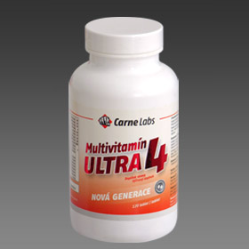 Multiple Ultra 4 - multivitamins 120 tablet